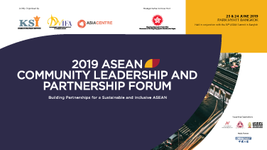 ASEAN Community Leadership & Partnership Forum (Media Partnership Program)